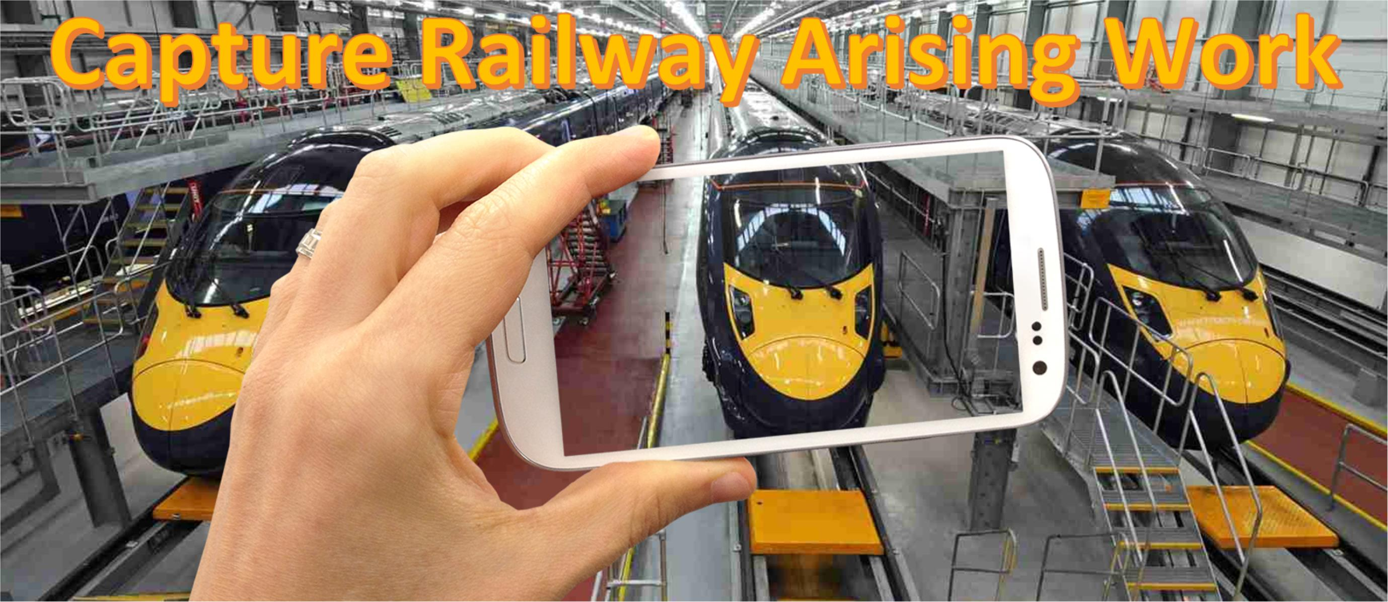 Capture Railway Arising Work